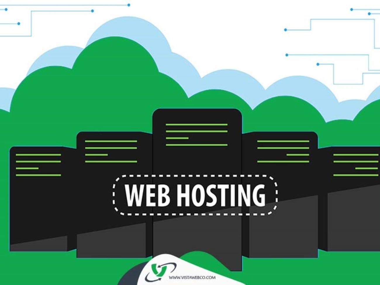 vista hosting